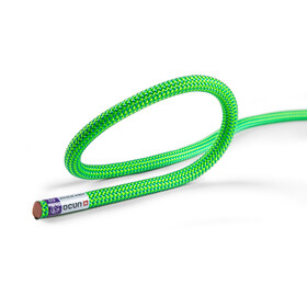 Ocun Cult Rope 9,8mm 50m, green/ice